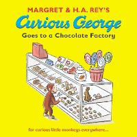 Curious George Goes to a Chocolate Factory - Curious George (Paperback)