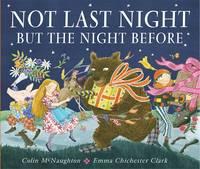 Not Last Night But the Night Before (Hardback)