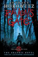 Raven's Gate - the Graphic Novel - The Power of Five (Paperback)