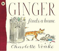 Ginger Finds a Home (Paperback)