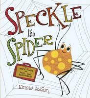 Speckle The Spider (Hardback)