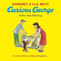 Curious George Visits the Library - Curious George (Paperback)