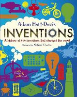 Inventions: A History of Key Inventions that Changed the World (Hardback)
