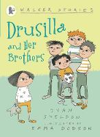 Drusilla and Her Brothers - Walker Stories (Paperback)