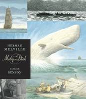 Moby-Dick - Walker Illustrated Classics (Paperback)