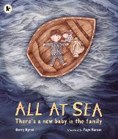 All at Sea: There's a New Baby in the Family (Paperback)