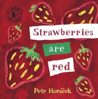 Strawberries Are Red (Board book)