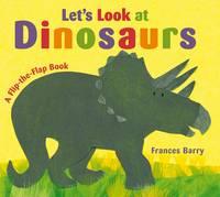 Let's Look at Dinosaurs (Hardback)