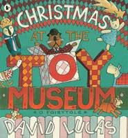 Christmas at the Toy Museum (Paperback)