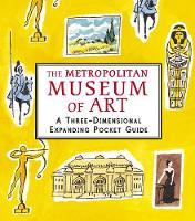 The Metropolitan Museum of Art: A Three-Dimensional Expanding Pocket Guide - City Skylines (Hardback)