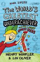 Hank Zipzer 4: The World's Greatest Underachiever and the Lucky Monkey Socks - Hank Zipzer (Paperback)