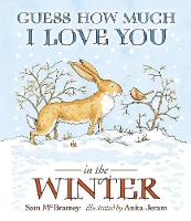 Guess How Much I Love You in the Winter - Guess How Much I Love You (Board book)