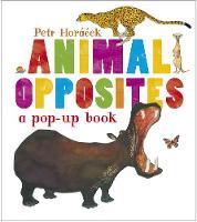 Animal Opposites (Hardback)