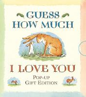 Guess How Much I Love You - Panorama Pops (Hardback)
