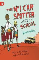 The No. 1 Car Spotter Goes to School - Walker Racing Reads (Paperback)