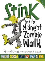 Stink and the Midnight Zombie Walk - Stink (Paperback)