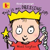 This Is Me, Dressing Up! - Baby Walker (Board book)