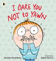 I Dare You Not to Yawn (Paperback)