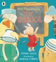 Emily Peppermint's Toy School (Paperback)