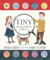 Tiny: The Invisible World of Microbes (Paperback)