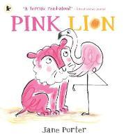 Pink Lion (Paperback)