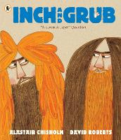 Inch and Grub: A Story About Cavemen (Paperback)