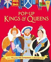 Pop-up Kings and Queens (Hardback)