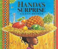 Handa's Surprise - Handa (Board book)
