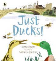Just Ducks! (Paperback)