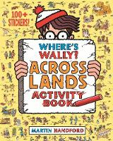 Where's Wally? Across Lands: Activity Book - Where's Wally? (Paperback)