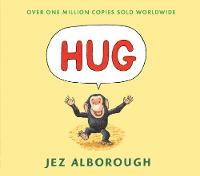 Hug - Bobo and Friends (Board book)