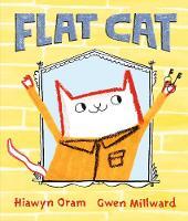 Flat Cat (Hardback)