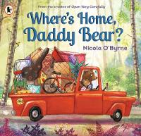 Where's Home, Daddy Bear? (Paperback)
