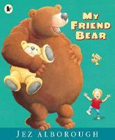 My Friend Bear - Eddy and the Bear (Paperback)