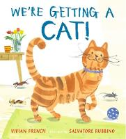 We're Getting a Cat! (Hardback)