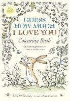 Guess How Much I Love You Colouring Book - Guess How Much I Love You (Paperback)