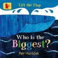 Who Is the Biggest? (Board book)