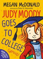 Judy Moody Goes to College - Judy Moody (Paperback)