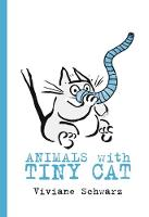 Animals with Tiny Cat (Board book)