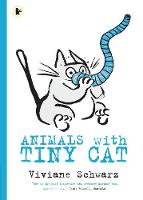 Animals with Tiny Cat (Paperback)