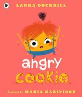 Angry Cookie (Paperback)