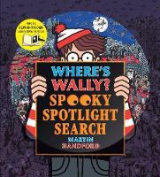Where's Wally? Spooky Spotlight Search - Where's Wally? (Hardback)