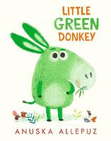 Little Green Donkey (Hardback)