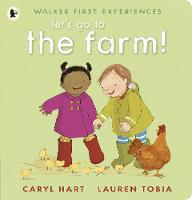 Let's Go to the Farm! (Paperback)