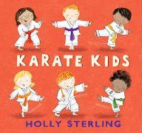 Karate Kids (Hardback)
