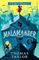 Malamander - The Legends of Eerie-on-Sea (Paperback)
