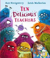Ten Delicious Teachers (Hardback)