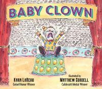 Baby Clown (Hardback)