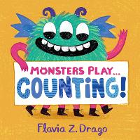 Monsters Play... Counting! (Board book)