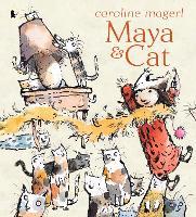 Maya and Cat (Paperback)